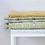 Thumbnail: Nichola Taylorson Dabu Stripe Mustard Green Emb