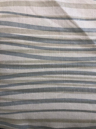 Tillett Textiles Stripes of Ivan Dawn