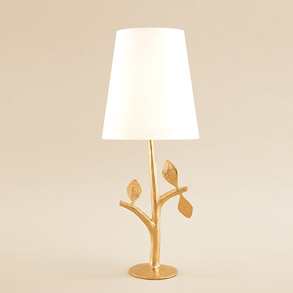 Folia Lamp Gold