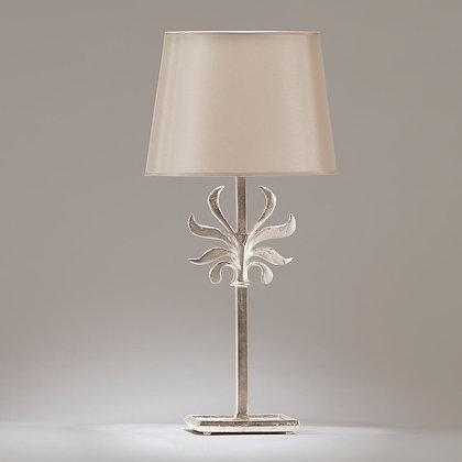 Paloma lamp Nickle