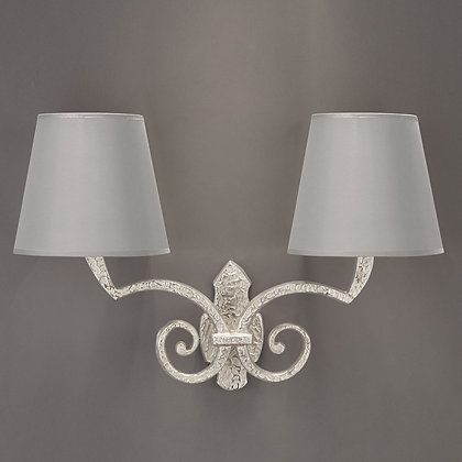 Sully wall lamp Nickle