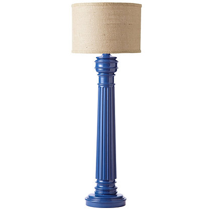 HALF-HITCHING POST LAMP