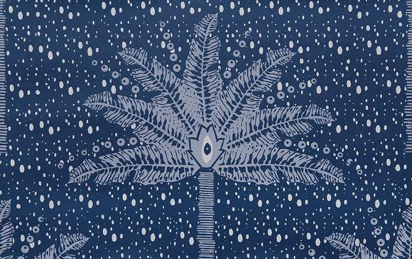 CASA BY P.C. Palm Tree in Ocean