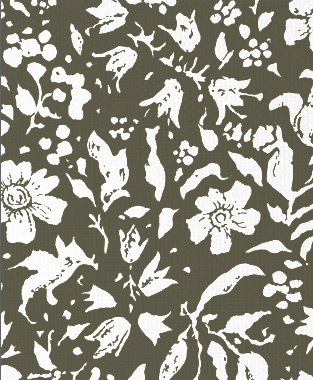 Tillett Textiles Wild Flower Blotch Acacia