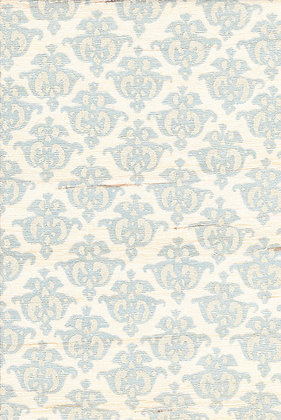 Pintura Studio Quatrefoil Nantucket Blue