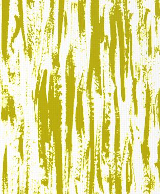 Tillett Textiles Brush Strokes Charteuse