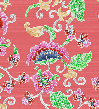Ferran Textiles Cirebon Coral