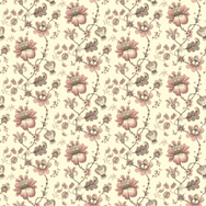 Francis Floral Pink