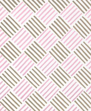 Tillett Textiles Baby Bold Putty & Pink Pansey