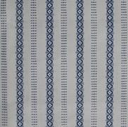K Blossom Stripe Burghley Blue
