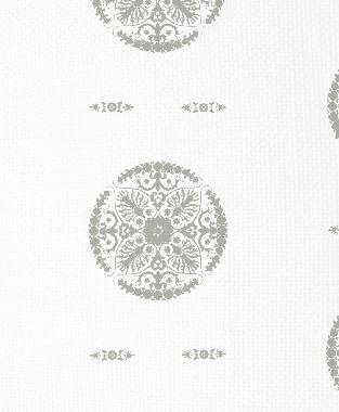 Tillett Textiles Medallion Sea Haze