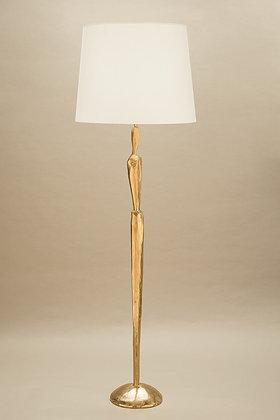 Gold Floor Lamp Jude