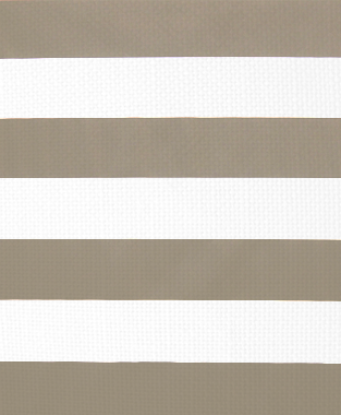Tillett Textiles Horizontal Stripe Putty