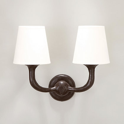 Victor Wall lamp Bronze