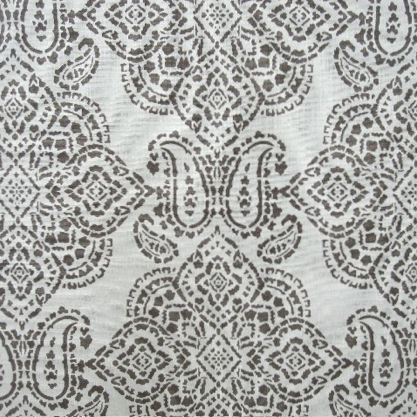 Plumwich Paisley Chocolate Brown
