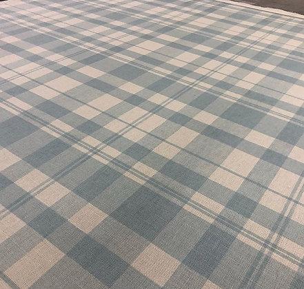 Tillett Textiles Newport Plaid Blue