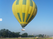 Hot air balloon safaris by Dream balloons Uganda