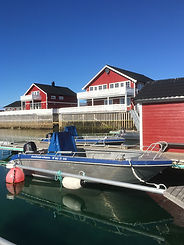 Båtutleie, Flostad Rorbuer Herøy