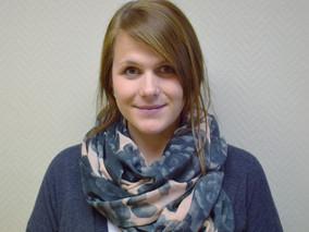 Sissel Eide Knutsen er nå tilbake i jobb  etter fødselspermisjon.