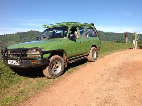 Toyota Landcruiser 4WD