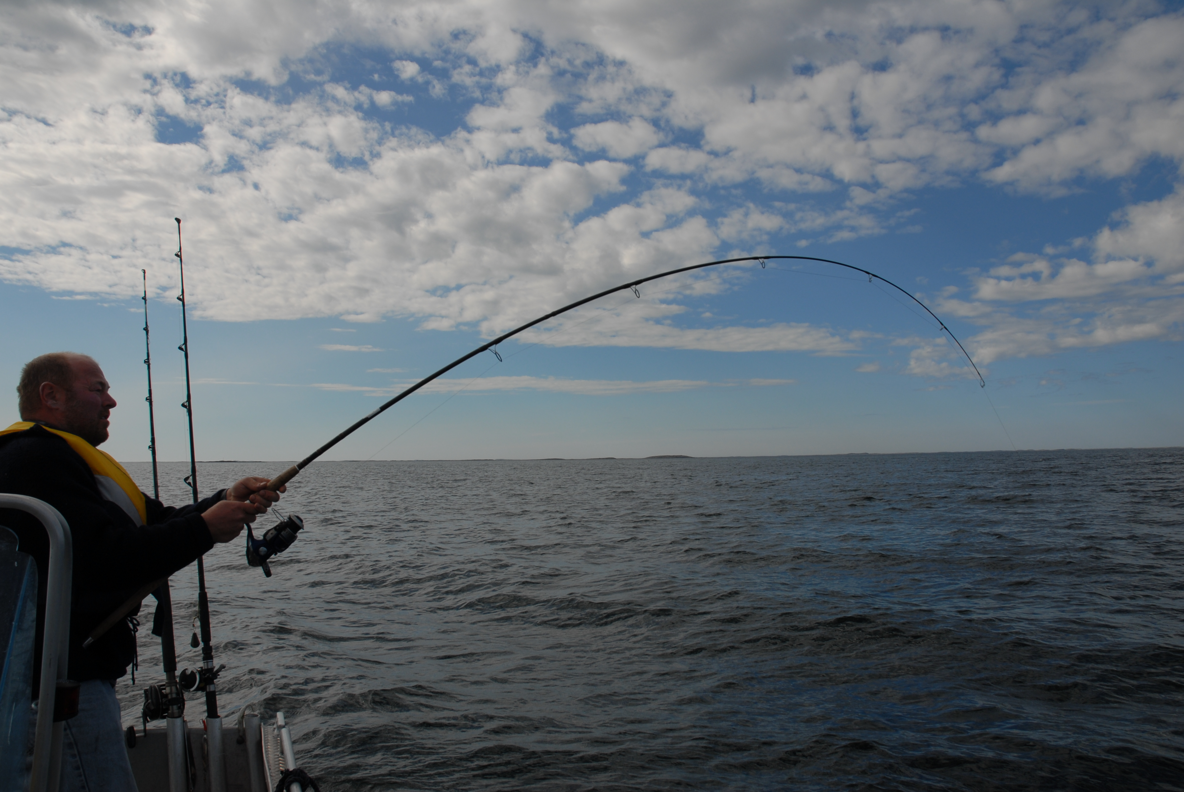 Fiske, Flostad Rorbuer