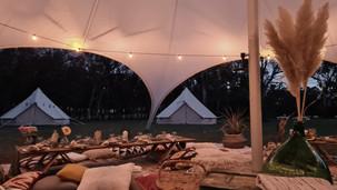 Tent Pegs Village..
