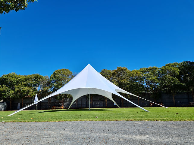 Event Tent for small wedding or events such markets to provide with the shade to need in the hot summer months