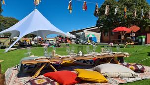Event Tent..