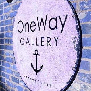 One Way Gallery exhibition