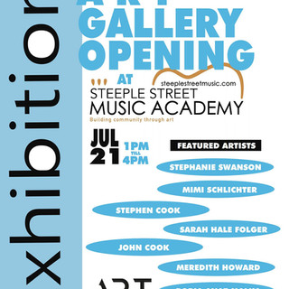Art Gallery Opening The Art Universe