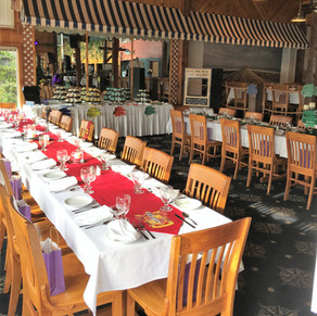 Private Banquet Setting