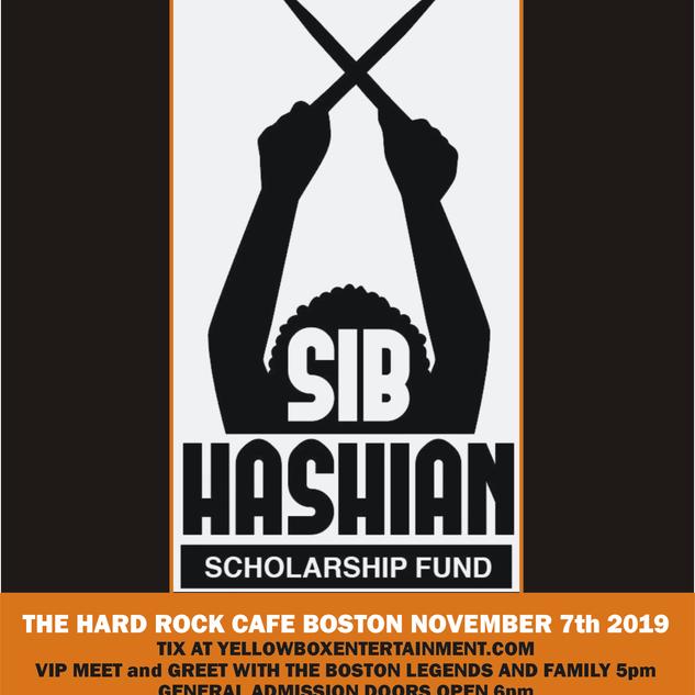 Sib Hashian Celebration poster