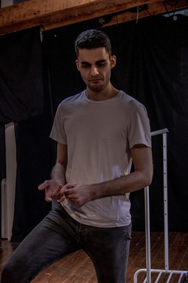 Amir Pour as Walid