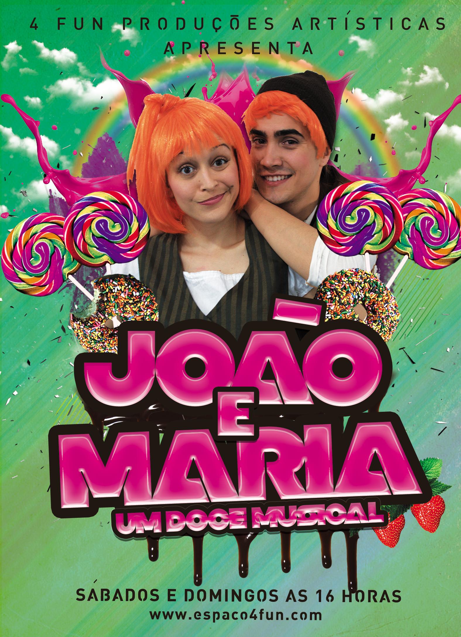 JOAO E MARIA, UM DOCE MUSICAL