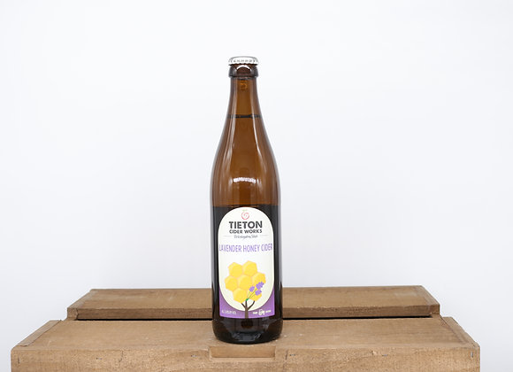 Tieton CW Lavendar Honey 500ml