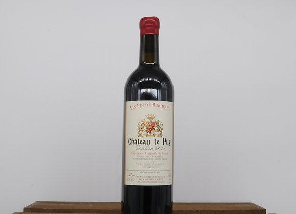 Chateau le Puy Emilien Cotes De Bordeaux