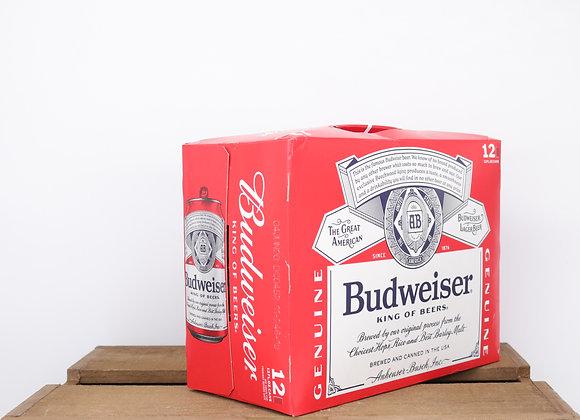 Budweiser 12oz cans 12-pack