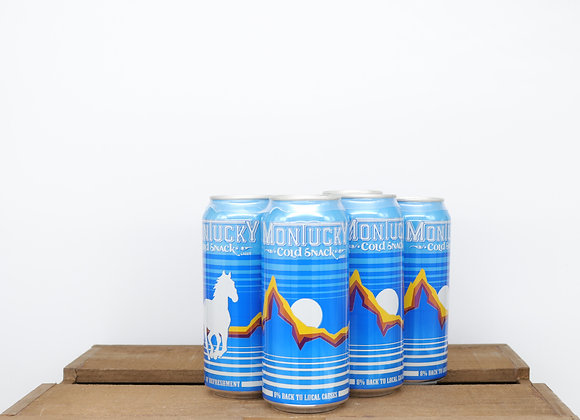 Montucky Cold Snack 16oz cans 6-pack
