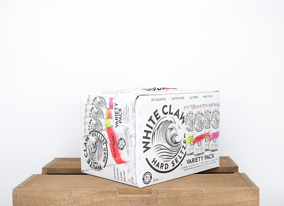 White Claw Variety 12-pack