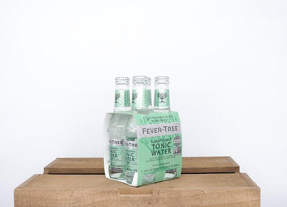 Fever Tree Elderflower Tonic Water 4-Pack