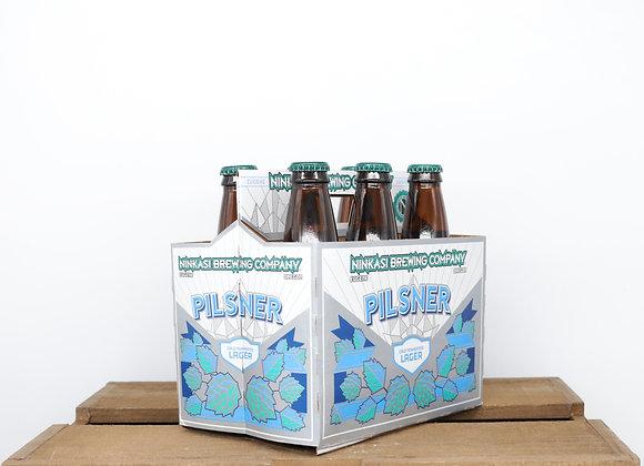 Ninkasi Pilsner Lager 6-pack