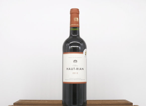 Chateau Haut-Rian Cotes de Bordeaux