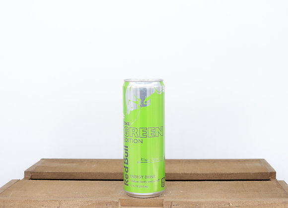 Red Bull Green Edition Kiwi Apple 12 fl oz 355ml