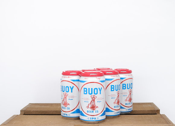 Buoy IPA 12oz cans 6-pack