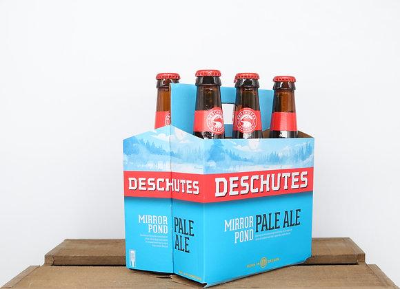 Deschutes Mirror Pond Pale Ale 12oz 6-pack