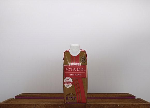 Bota Mini Dry Rose 500ml