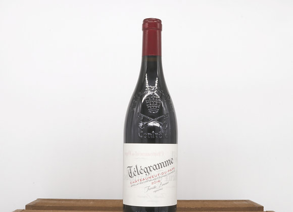 Famille Brunier Telegramme Chateauneuf Du Pape