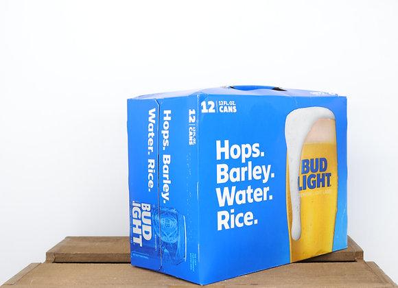 Bud Light 12oz Cans 12-pack