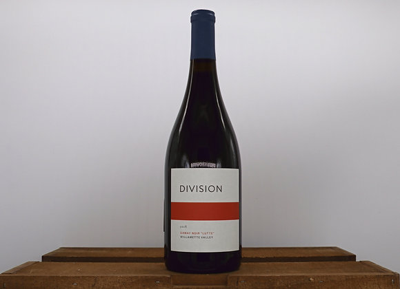 Division Lutte Willamette Valley Gamay Noir