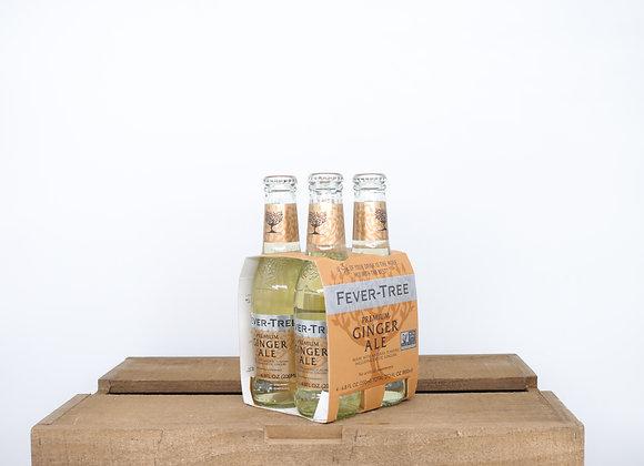 Fever Tree Ginger Ale 4-Pack